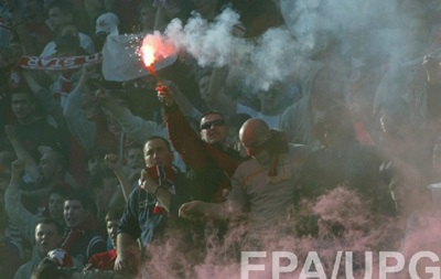 Матч чемпионата Сербии отменили из-за убийства болельщика