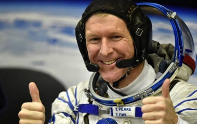 Британский астронавт пробежит марафон в космосе