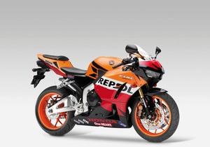 Honda представила сразу шесть новых мотоциклов