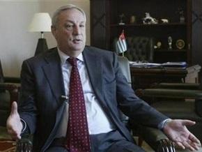 Багапш не исключил создания союзного государства с участием РФ, Беларуси, Абхазии и Южной Осетии
