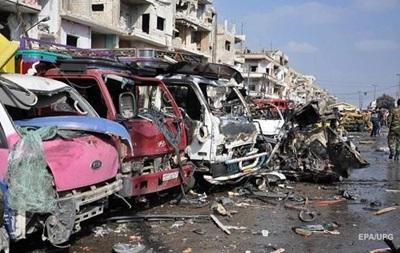 В результате теракта в Дамаске погибли восемь человек