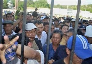 В Кыргызстане арестовали лидера Партии коммунистов