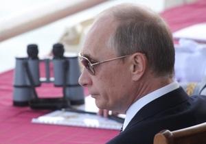 VOA: Владимир Путин посетил Украину