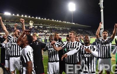 Ювентус достроково став чемпіоном Італії