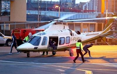 Игрок Лестера едва не погиб от лопастей вертолета