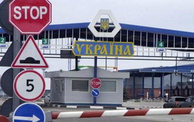 Россиянин на  Ниве  пытался прорваться в Украину