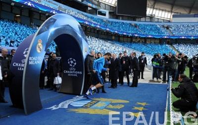 Сегодня Ман Сити и Реал сыграют первый полуфинал Лиги чемпионов