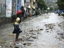 Густав приближается к Кубе. На Гаити и в Доминикане число жертв урагана достигло 22 человек