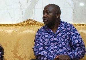 Соратники свергнутого президента Кот-д Ивуара вышли из-под ареста