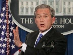 Бушу предложили должность зазывалы в хозяйственном магазине