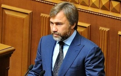 Новинський прокоментував доручення про перевірку його громадянства