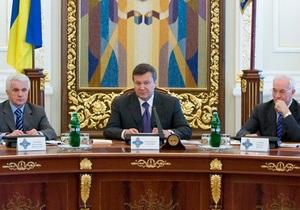 Источник: Сегодня СНБО рассмотрит возможные угрозы для Украины