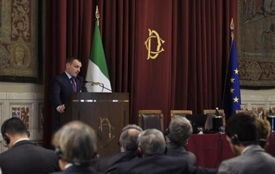 В итальянском парламенте обсудили минские соглашения