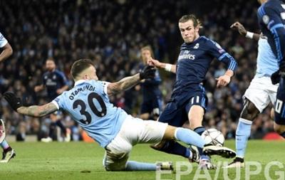 Реал и Ман Сити показали антирекорд ЛЧ по времени первого удара по воротам