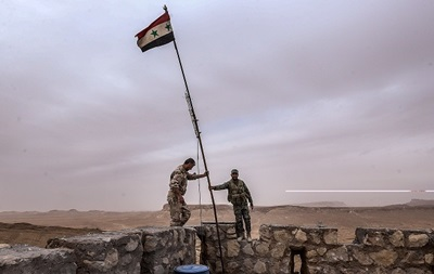 В РФ назвали переломный момент войны в Сирии