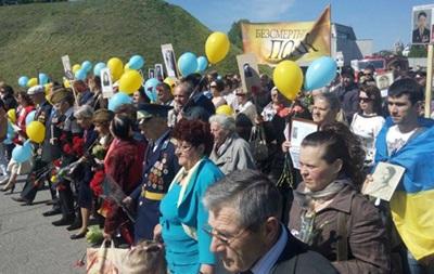 В Киеве 9 мая собирают свой  Бессмертный полк