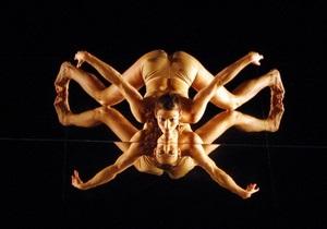 Фотогалерея: Momix. Парадоксальные танцы