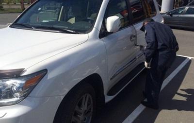 Новые подробности стрельбы на парковке в Киеве