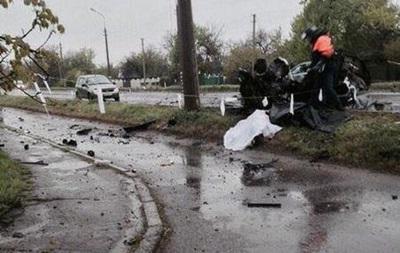 Обстрел в Еленовке