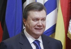 Би-би-си: Цель - безвизовый режим с ЕС через год. Интервью Януковича