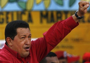 Уго Чавес заявил, что успешно закончил первый курс химиотерапии