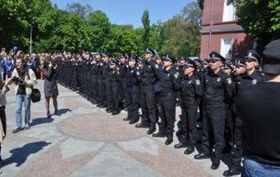 Полиция в Кировограде