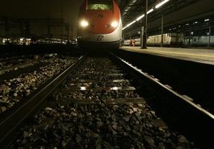 Из-за забастовки железнодорожников в Бельгии на сутки остановились все поезда