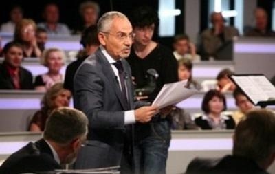 Ток-шоу Шустера виходитиме на телеканалі Київ
