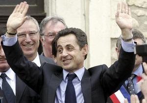 Саркози обвинили в давлении на газету Le Monde