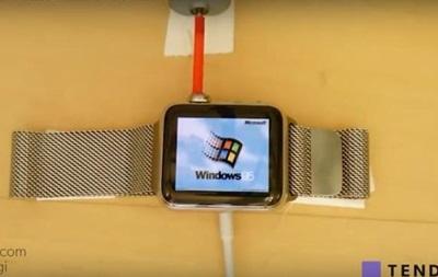 Разработчик вывел Windows 95 на Apple Watch