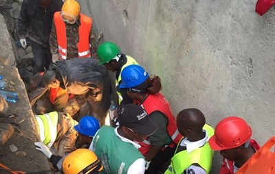 Семь человек погибли при обрушении дома в Кении