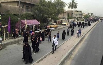 Теракт в Багдаде: погибли 14 человек