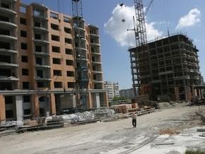 Более 60% объектов незавершенного строительства в Украине заморожено