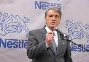 Ющенко: Если она выиграет - вы все до единого проиграете