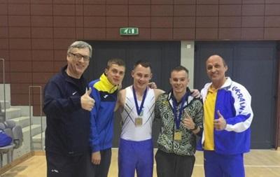 Верняев берет золото на этапе Кубка мира в Осиеке, Радивилов - бронзовый призер