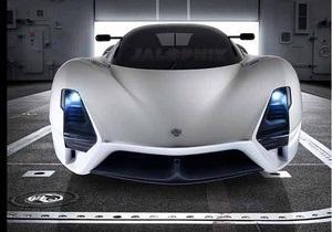 В интернете впервые появились фото самого мощного в мире авто