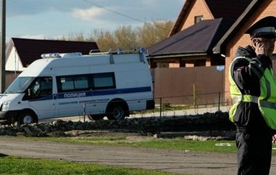 В РФ задержаны подозреваемые в убийстве экс-главы полиции