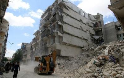 В Сирии ведут переговоры по перемирию в Алеппо