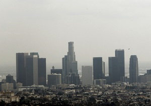 В Лос-Анджелесе прогремел взрыв