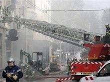 В центре Лиона взорвался газ, есть пострадавшие