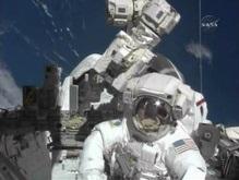 Вторая космическая прогулка успешно завершена