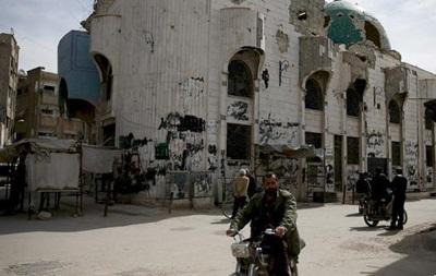 Перемирие под Дамаском продлено до 3 мая