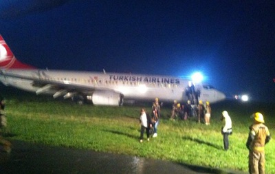 В Косово закрыли аэропорт из-за аварии самолета
