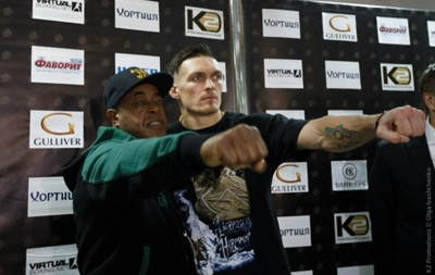 Тренер Усика: Бой с Гловацки станет непростым испытанием