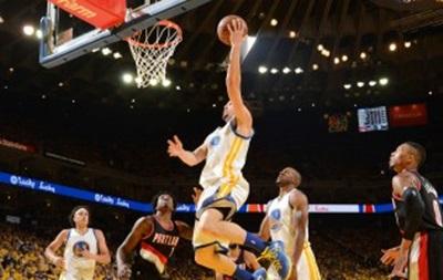 НБА: Голден Стейт обыграл Портленд