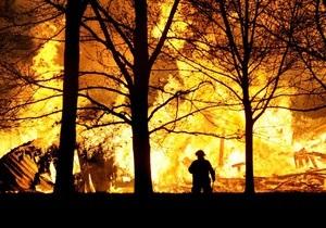 Погода в Украине - погода - пожары - пожароопасность - На следующие три дня в Украине объявлена высокая пожароопасность