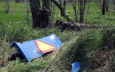 Под Мариуполем на мине подорвался трактор