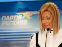 В ПР заявили, что Тимошенко должна подать в отставку