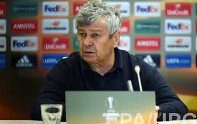 Луческу: Севилья – команда как раз для еврокубков