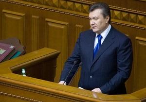 Янукович предложил отправить миротворцев во вторую по величине страну Африки